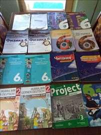 Prodaja knjiga za 6. i 5. razred