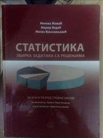 Statistika zbirka zadataka sa rešenjima