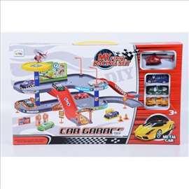 Garaža set igračka za decu