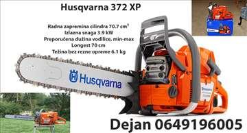 HUSQVARNA 372 XP