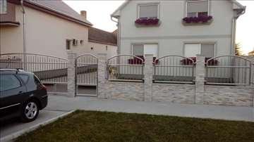 Inox -prohrom ograde i kapije