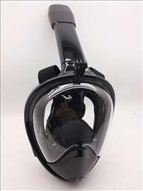 Maska za ronjenje-ronilačka maska sa disaljkom