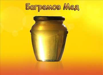 Med, perga, vosak, mešavine sa medom