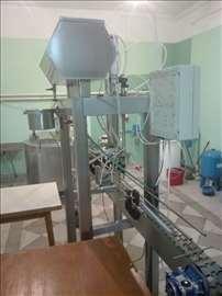 Poluautomatska punilica sa trakom i duplikatorom