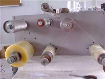 Mašina za premotav selotejp i krep traka i etiketa