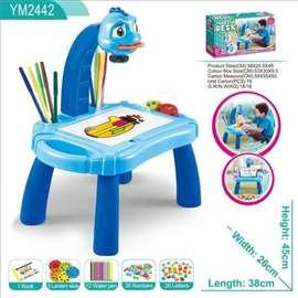 Projektor set igračka za decu