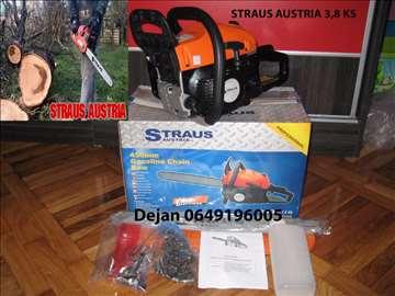 Straus 3.8KS, benzinska testera