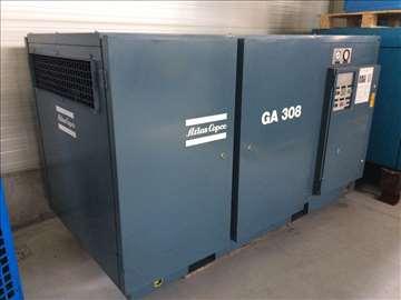 Vijčani kompresor Atlas Copco GA 308