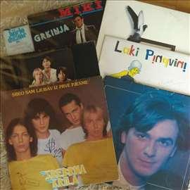 Gramofonske ploče (LP) i singlice