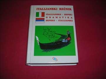 Italijanski rečnik sa gramatikom