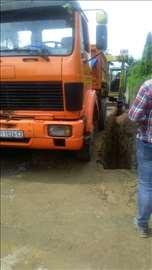 Mašinski iskopi i prevoz