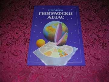 Skolski geografski atlas