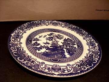 Engleski ukrasni tanjir
