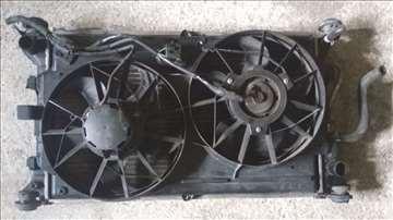 Hladnjak motora i klime Ford Focus 1998-2004
