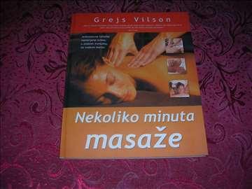 Nekoliko minuta masaže - Grejs Vilson