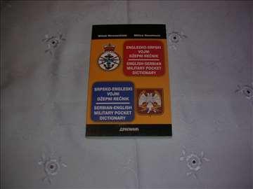 Srpsko - engleski vojni džepni rečnik