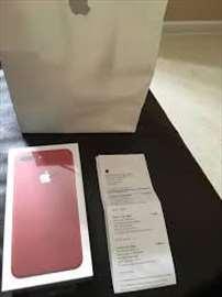 Apple iphone 7 plus 256GB, crvena sa garancijom