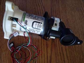 Motor-pumpa Amalgam separatora za Sironu