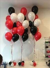 Dekoracije balonima, helijumski baloni, balon