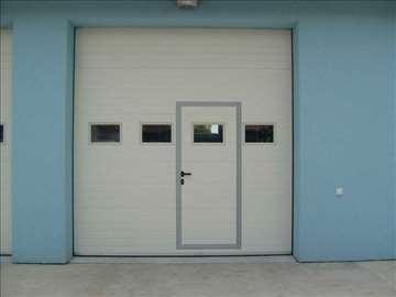 Industrijska vrata dim 4 x 4m