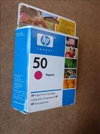Kertridz HP 50 crveni, nov u originalnom pakovanju