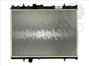 Pezo 407 1.6HDI Hladnjak Vode Motora, NOVO