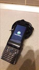 Sony Ericsson U10i slide