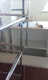 Metalne police za uređenje dućana