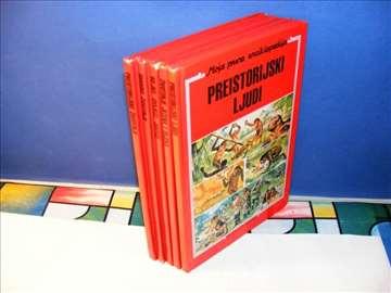 Moja prva enciklopedija, 5 knjiga