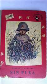 Knjiga:Sin puka,1965.,187 str.