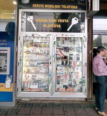 Servis i oprema za mobilnie telefone