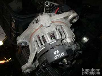 Fiat Stilo 1.6 alternator