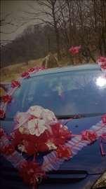 Ikebane za kola