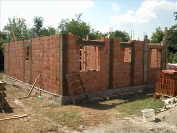 Izgradnja kuća i adaptacija stanova i kuća