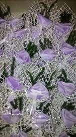 Ljubičasti (lila) cvetovi