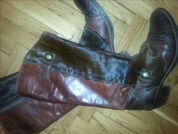 REPLAY-Kozne cizme konjska dlaka -Jahacke
