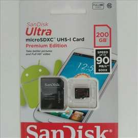 SanDisk micro SD 200GB