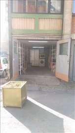 Uknjižena garaža od 32 m2