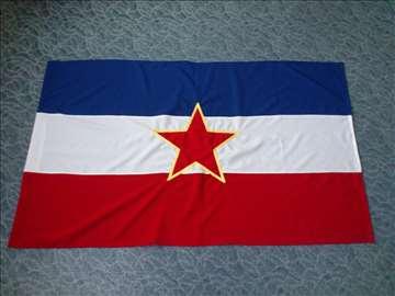 Zastava SFRJ - velika