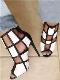 2 u 1 sandale - letnje čizme, čizmice