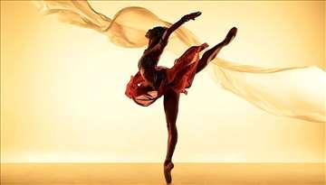 Časovi baleta različitog uzrasta