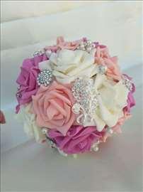 Cvetići za svadbu Scarlet