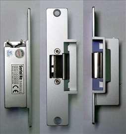 Interfonska brava-elektro manetni prihvatnik