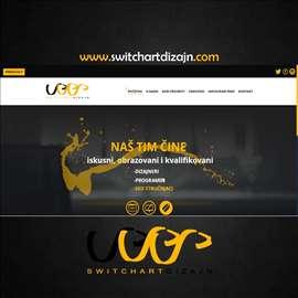 Izrada web sajtova / Web dizajn
