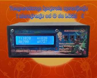 Termostat Termoregulator za peci V7.2