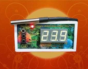 Termostat za inkubator digitalni