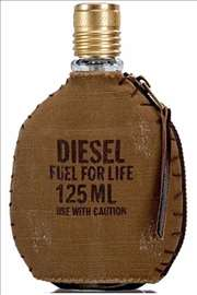 Diesel fuel for life 125ml tester