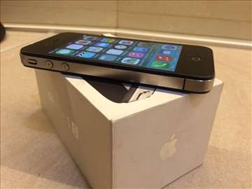 Iphone 4 Black Sim Free