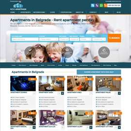 Izrada i dizajn web sajtova & web aplikacija