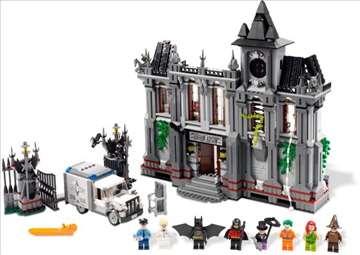 LEGO Arkham Asaylum 10937 - RETKO